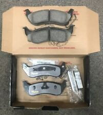 Rear Ceramic Brake Pads PSD932C for Ford Crown Victoria Lincoln Town Car Mercury
