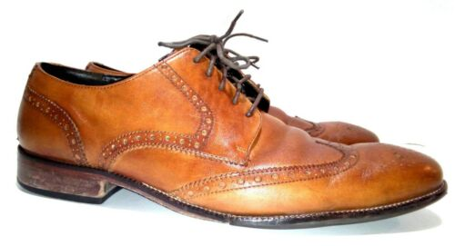 Scarpe da Wingtip Cole 10m Benton Oxfords British Haan Work uomo Tan Dress C24116 f7yIb6gvY