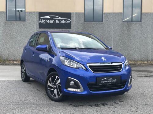 Peugeot 108 1.0 e-VTi 72 Allure+