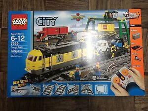 NEW-Lego-City-Cargo-Train-7939-Retired-NISB