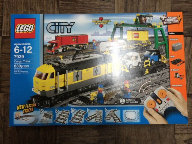 NEW Lego City Cargo Train (7939) - Retired - NISB