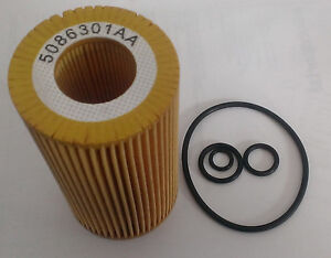 3 Oil Filter Dodge Freightliner Mercedes Benz Sprinter 2.7