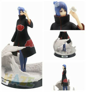 NARUTO-Konan-26cm-10-034-PVC-Figure-Model-Statue-Collection-Toy-New-in-Box
