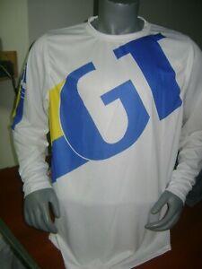 GT OLD SCHOOL BIKE JERSEY CLASSIC BMX JERSEY RACE BIKE SHIRT BMX VINTAGE XXL WIN
