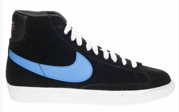 [NEU] Nike Blazer Mid Vintage (GS) Gr 38 noir / Bleu / Blanc /rose 539930 005