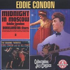 Midnight in Moscow/The Roaring Twenties by Eddie Condon (CD, Mar-2006,...