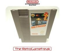 ■■■ Nintendo NES : Metroid - (PAL-B) - Cart Only ■■■