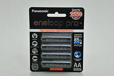 PANASONIC ENELOOP PRO RECHARGEABLE BATTERY 4 x AA