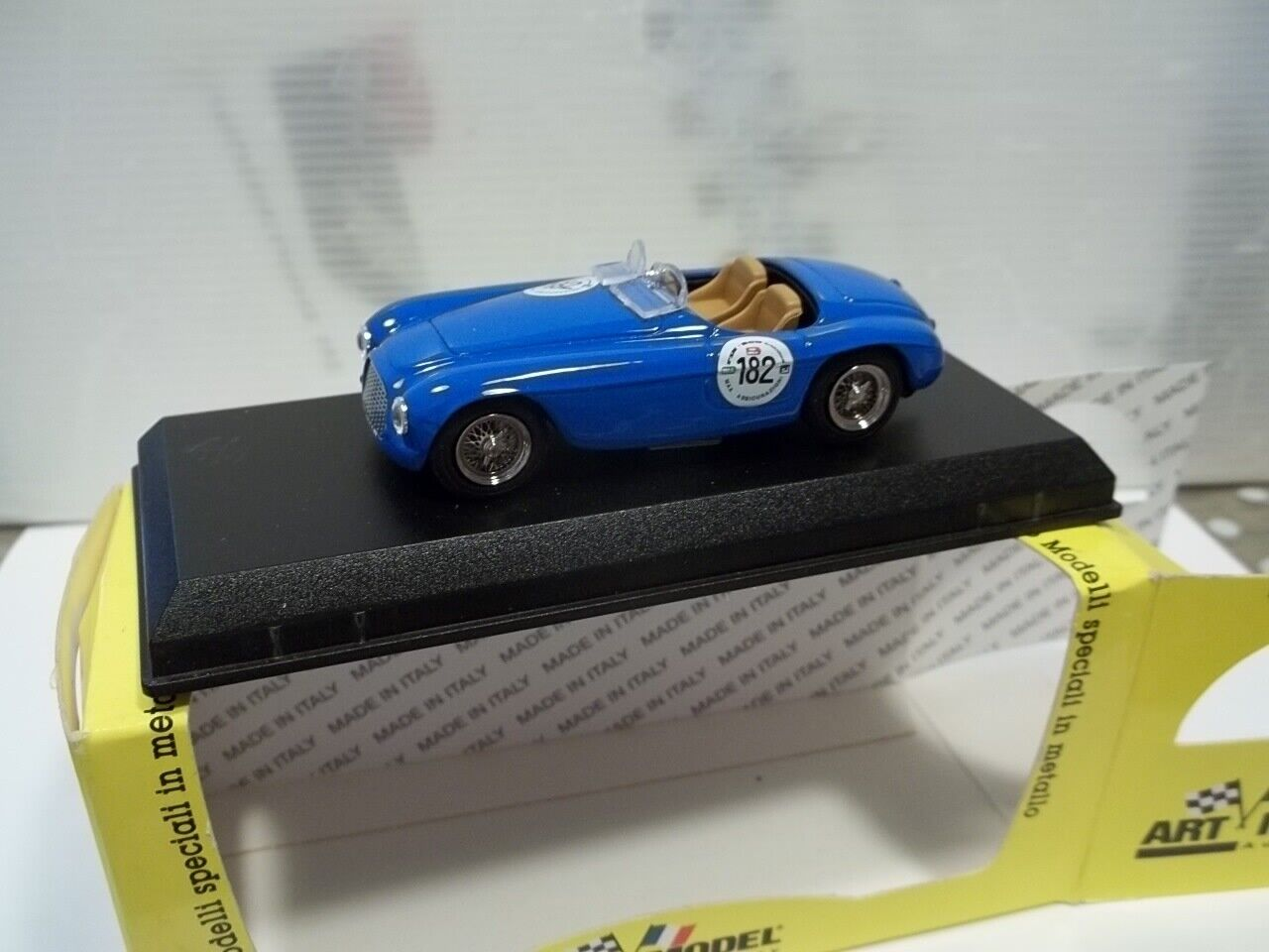 Art Model sc1 43 Ferrari 166mm Mille Miglia 1991