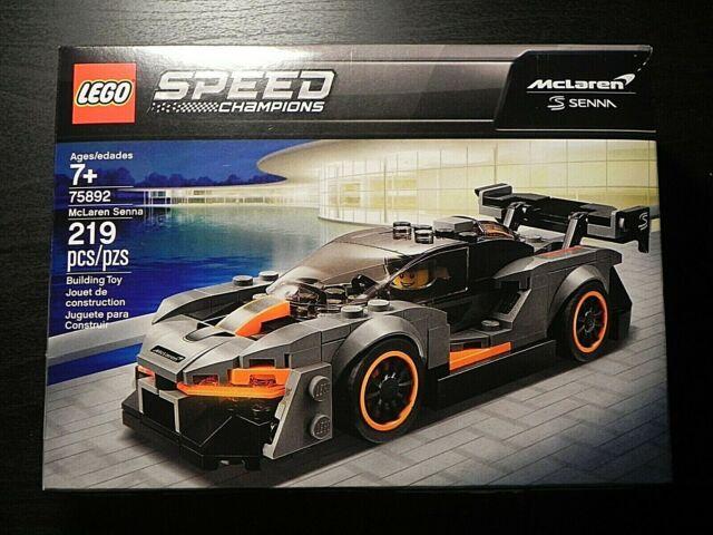 LEGO Speed Champions 75892 McLaren Senna NEW in Box