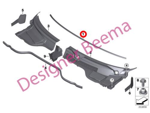 JS Mini Parabrisas firewall capucha Clubman R55 R56 R57 R58 R59 Roadster