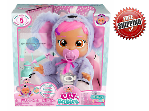 Cry-Babies-Koali-Cries-Real-Tears-Feel-Better-Doll-with-Accessories
