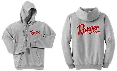 Ranger Boats Red Hoodie Sweatshirt