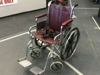 Everest Jennings maroon wheelchair Winnipeg Manitoba Preview