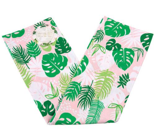 REX London Tropical Palm Thé Serviette