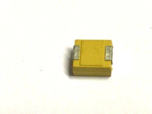 tantalio BF = V 100µf SMD 20v 100uf AVX 10/% 85mr 4 piezas tpsv 107k020r0085