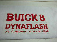 1939-40 Buick 8 Valve Cover Decal, 60-70-80-90 Series