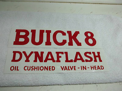 1967-70 Buick Valve Cover Decal 400 4V Pr NEW