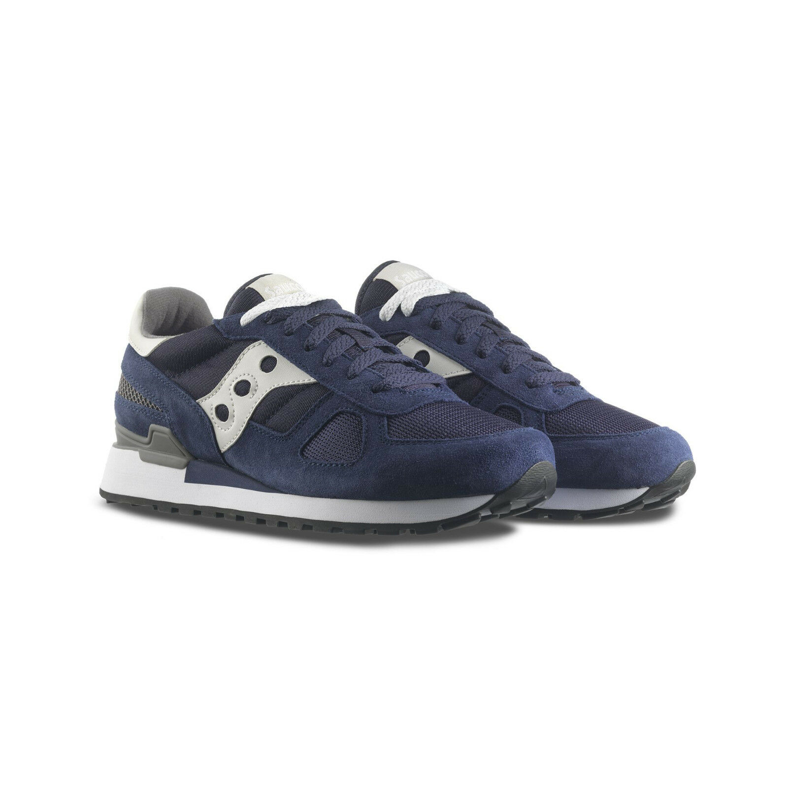 SAUCONY SAUCONY SAUCONY SHADOW 2108 668 blu grigio bianco scarpe da ginnastica uomo Primavera  2018 b0328f