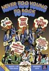 Never Too Young To Rock (DVD, 2012)