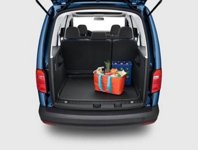 Original VW Tapis de Coffre Bac Protection pour Matelas Semelle Caddy 2K0061160