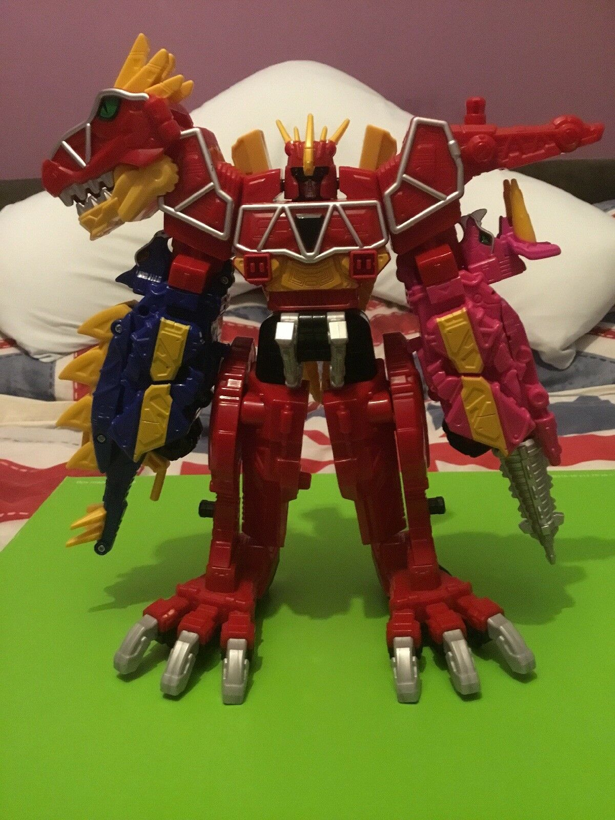 Power Rangers Dino Charge Deluxe Dino Charge Megazord
