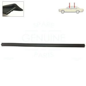 Details about 1 x MERCEDES W123 W126 DOOR WINDOW GLASS OUTER RUBBER SEAL,  1267250365