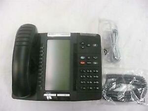 Mitel 5320e 50006634 Black IP Business Phone Backlit