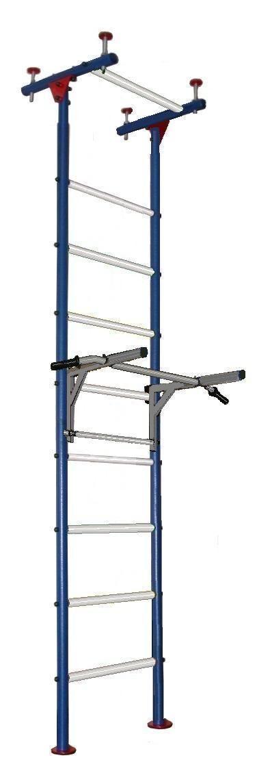 Shipboy  5+TB - Kid's\teenager's Home Gym Swedish Wall Pull Up Bar  best quality