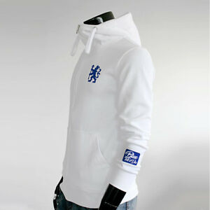 info for 5506f 3fb05 Chelsea FC Full Zip Hoodie Soccer Team Jacket Turtleneck ...