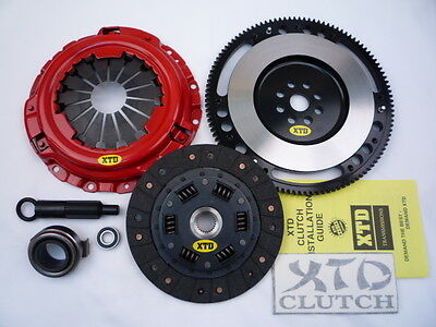 AMC STAGE 2 CLUTCH &9LBS FLYWHEEL KIT JDM 1988-1991 CIVIC CRX SiR EF9 EF8 B16A1