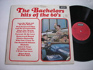 The-Bachelors-Hits-of-the-60-039-s-1966-Stereo-Import-LP-VG