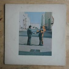 Pink Floyd Wish You Were Here Vinyl LP Columbia Records JC 33453