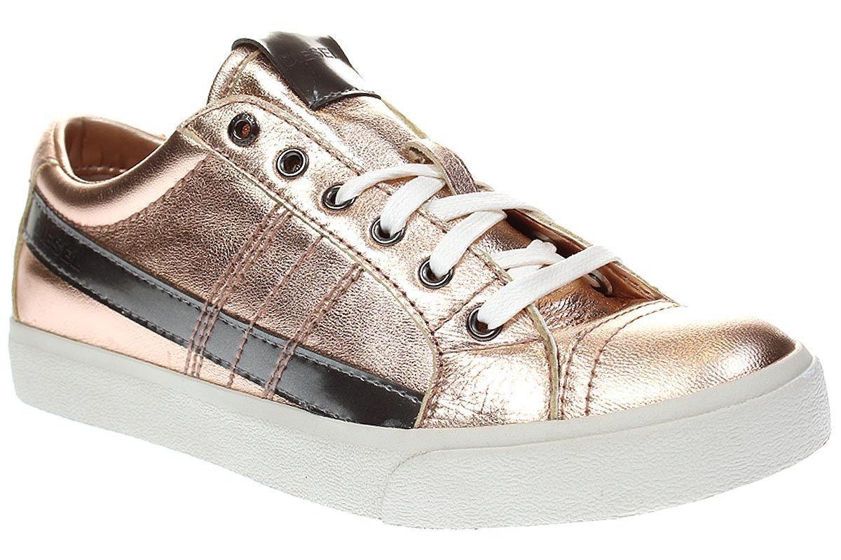 Descuento de la marca Barato y cómodo Diesel D-VELOWS D-STRING LOW W - Damen Schuhe Sneaker - Y01323 P1237 - h5051