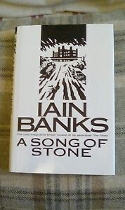 Hardback-book-A-song-of-stone-by-Iain-Banks