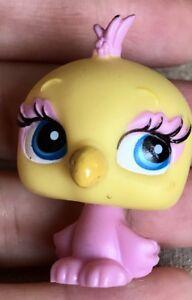 Original Hasbro Littlest Pet Shop Lps Toys Animals Chick Parrot Eagle Bird Ebay