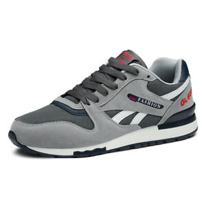 Men-039-s-Casual-Shoes-Leisure-Sports-Sneakers-Running-Jogging-Mesh-Outdoor-Athletic