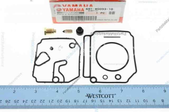 YAMAHA OEM Carburetor Repair Kit 3x 6H1-W0093-10-00 C75 C85 CV85 E75 90 B90