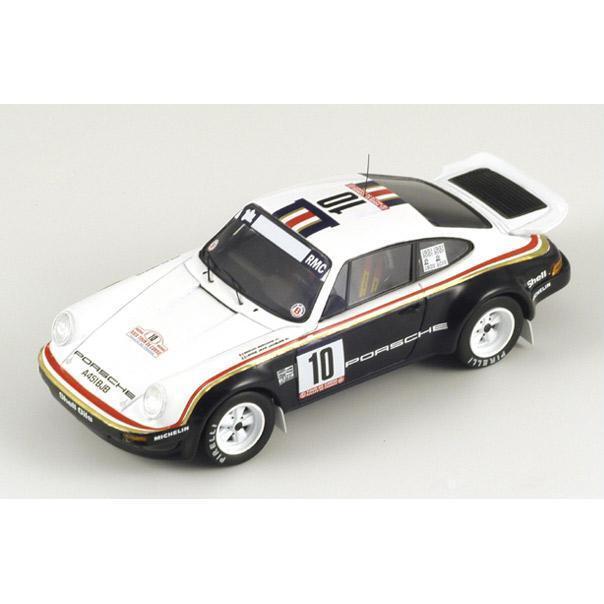 1 43 Porsche 911 SCRS  Rally de France Tour de Corse 1985  B.Beguin J.Lenne