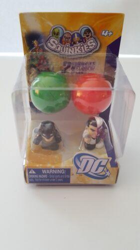 DC Comics Squinkies 2-Pack  Batman /& Two Face Justice League New!