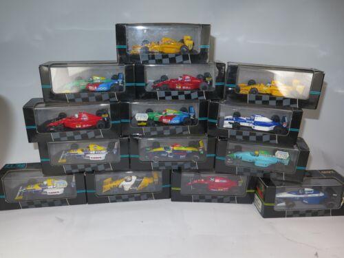 Onyx 1//43 FORMULA 1 F1 AUTO 1990 1991 1992 1993 RACCOLTA SELEZIONE Nuovo di zecca scegliere