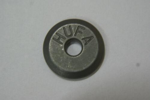 Fliesenschneider HM Ersatzrädchen Schneidrädchen mit Achse 20mm original HUFA