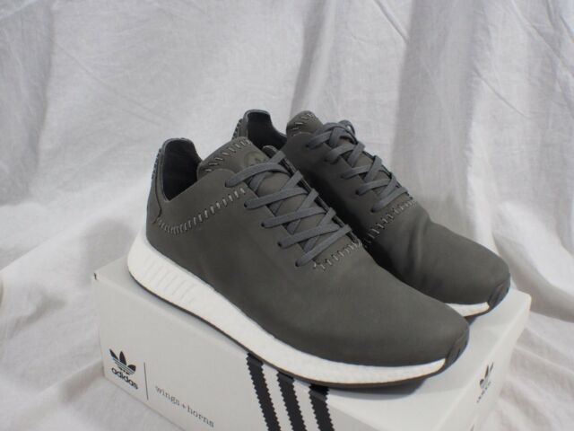 d64693482 adidas NMD R2 Wings Horns Bb3117 Ash Leather Size 11 US for sale ...