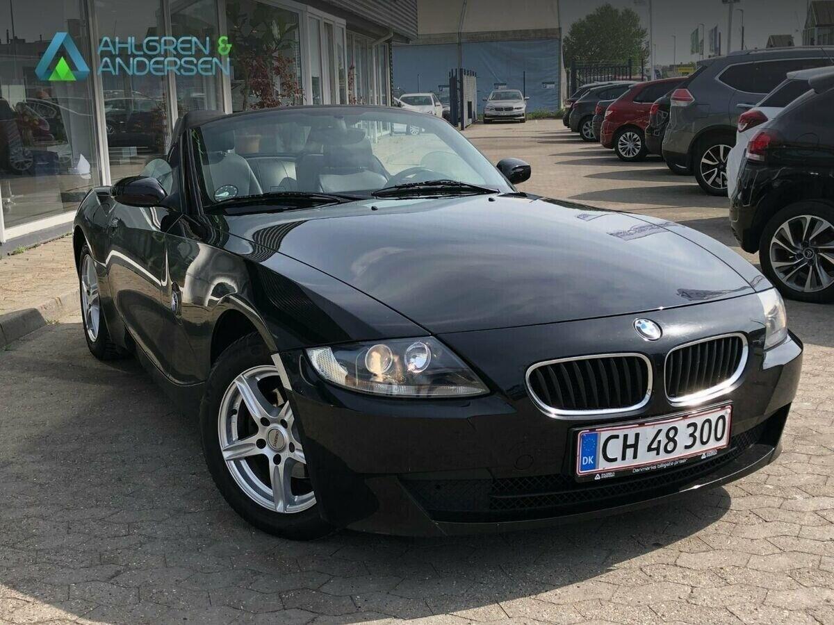BMW Z4 2,0 Roadster 2d