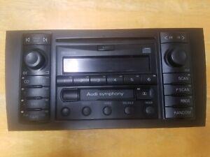 97 98 99 00 01 02 03 04 Audi A6 C5 Oem Radio Cd Cassette Ebay