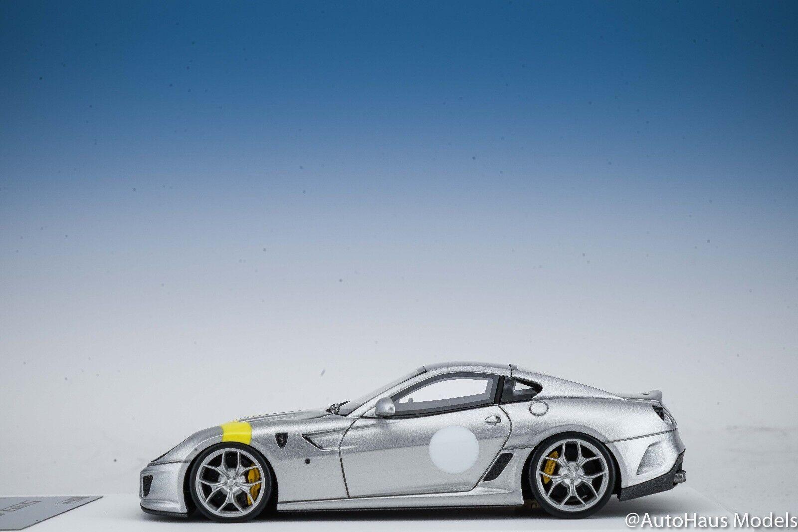 Davis & Giovanni Ferrari 599GTO Pulsador De Plata 0330