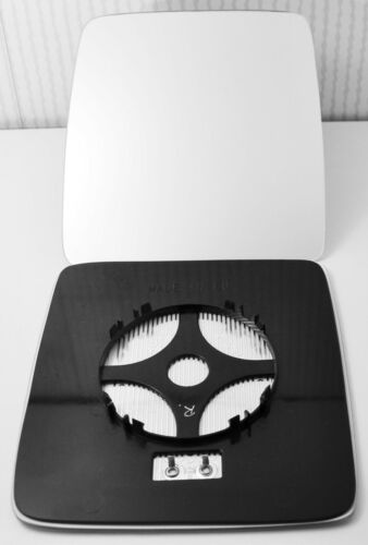 Droit Côté Conducteur Aile Miroir Verre Chauffé Convexe Opel Combo MK2 2001-2011