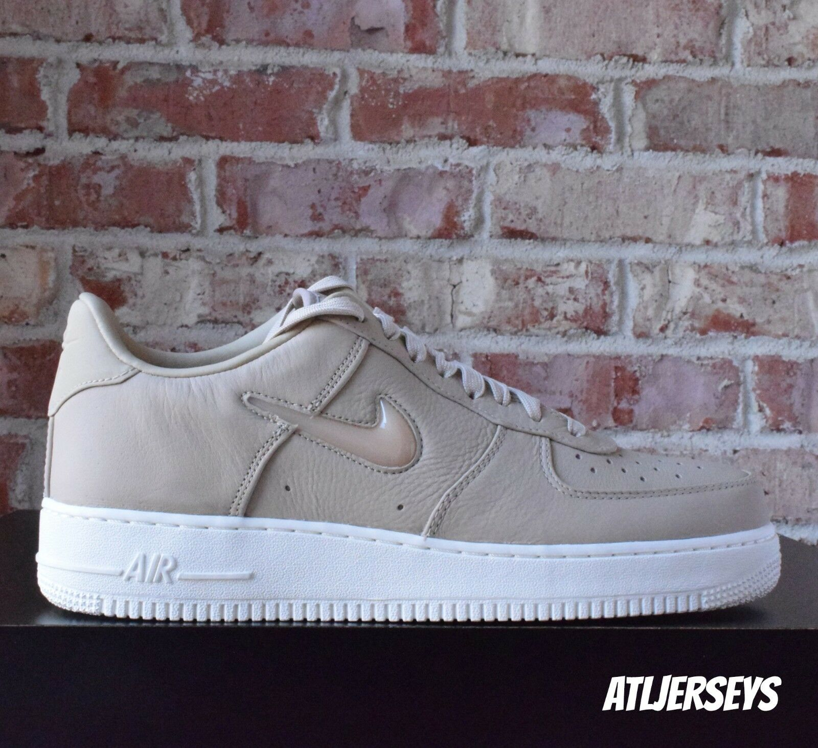 Nike Air Force 1 Retro PRM JEWEL Mushroom Sail Tan 941912-200