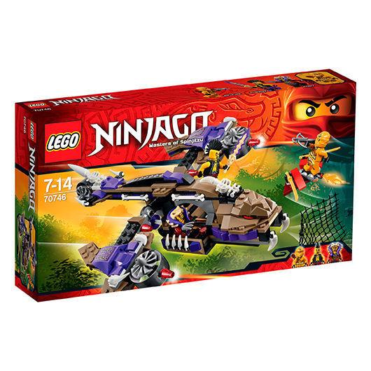 LEGO® NINJAGO™ 70746 Eyezor Condrai-Copter Anacondrai Chen Skylor Eyezor 70746 NEU/NEW a91d37