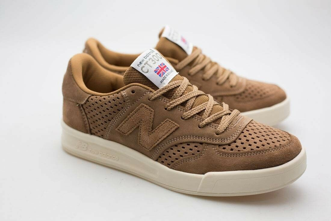 New Balance In Men CT300SLB - Made In Balance UK brown oatmeal CT300SLB 63c20e